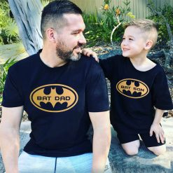 Bat-Dad-Son-Combo-T-Shirt-Content