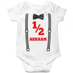 Bow-Birthday-Celebration-Baby-Romper-White