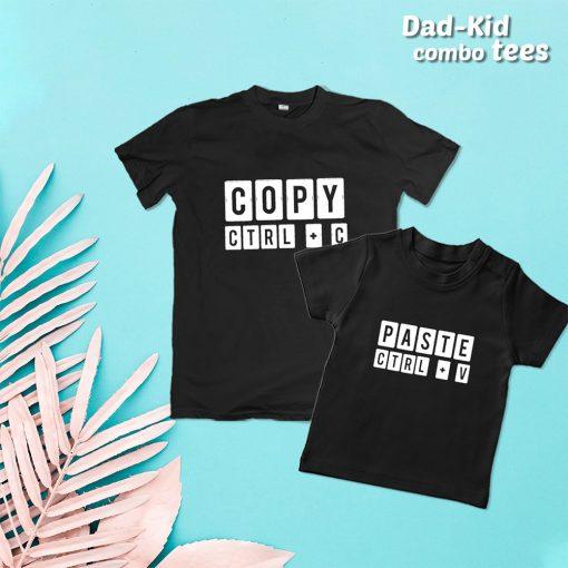 Copy-Paste-Father-Son-Combo-T-Shirt-Content