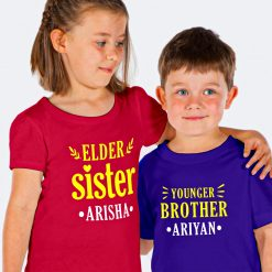 Elder-Sister-&-Younger-Brother-Siblings-Customized-Name-T-Shirt-Content