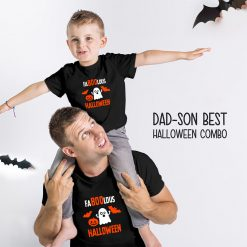 Faboolous-Halloween-Dad-Son-Combo-T-Shirt-Content
