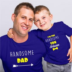 Handsome-Dad-Son-Family-Combo-T-Shirt-Content