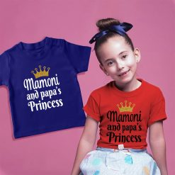 Mamoni-&-Papa's-Princess-T-Shirt-Content