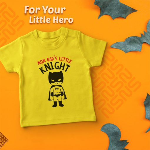 Mom-Dad's-Little-Knight-T-Shirt-Content