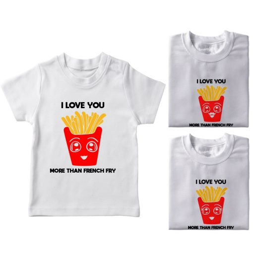 More-Than-French-Fries-Family-Combo-T-Shirt-White