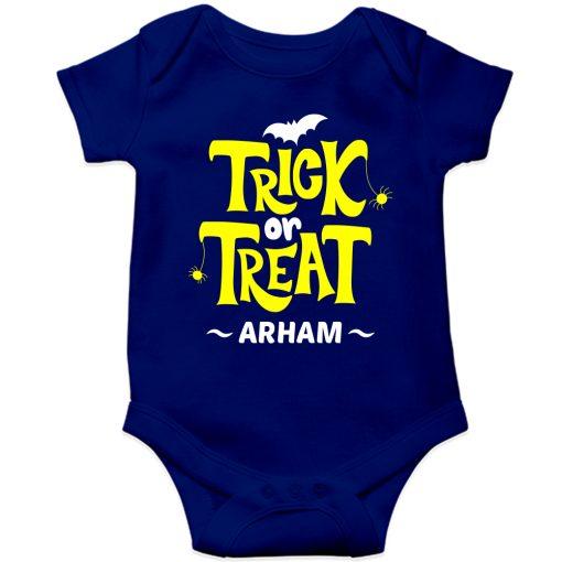 Trick-or-Treat-Halloween-Baby-Romper-Blue