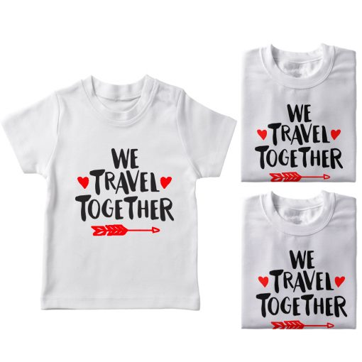 We-Travel-Together-Family-Vacation-T-Shirt-White