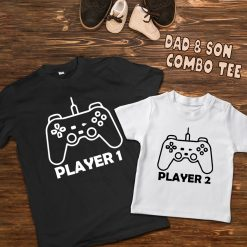 Dad-Son-Player-Combo-T-Shirt-Content