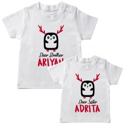 Deer-Siblings-T-Shirt-White