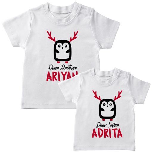 Deer-Siblings-T-Shirt-White