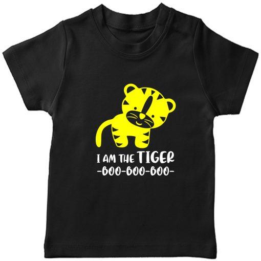 I'm-Tiger-Boo-T-Shirt-Black