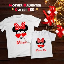 Minnie-Me-Mother-Daughter-Combo-T-Shirt-Content