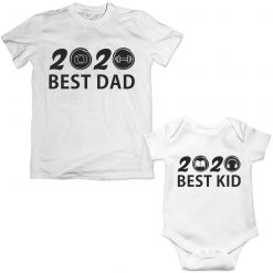 2020-Best-Dad-&-Kid-Family-Combo-White