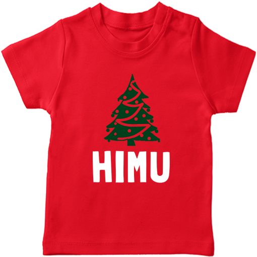 Christmas-Tree-T-Shirt-Red