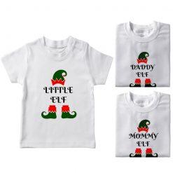 Christmass-Elf-Family-Combo-Tees-White
