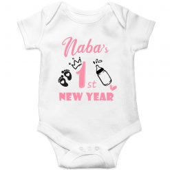 Customized-Baby-Name-for-the-First-New-Year-White