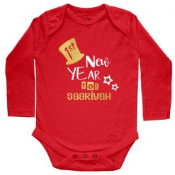 First-New-Year-Customized-Name-Baby-Romper-Red-Full-Sleeve