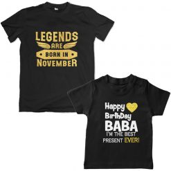 Happy-Birthday-Baba-Family-Combo-T-Shirt-Black