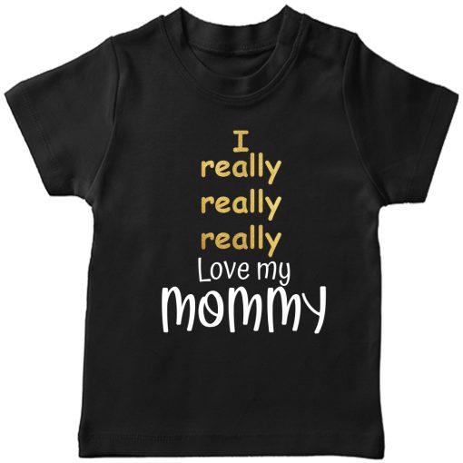 I-Really-Really-Love-My-Mom-&-Dad-T-Shirt-Black