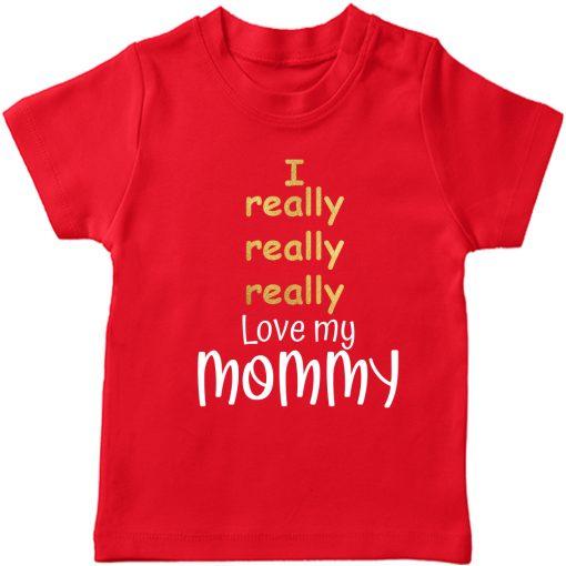 I-Really-Really-Love-My-Mom-&-Dad-T-Shirt-Red