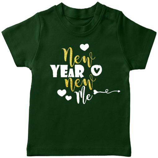New-Year-New-Me-T-Shirt-Green-Half