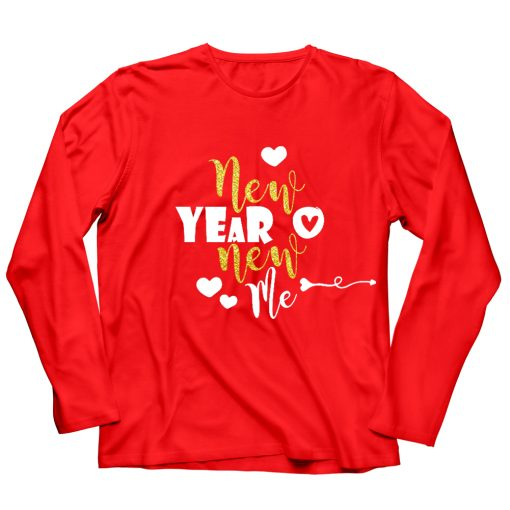 New-Year-New-Me-T-Shirt-Red