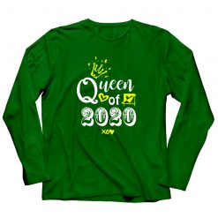 Queen-of-2020-Full-Sleeve-Green