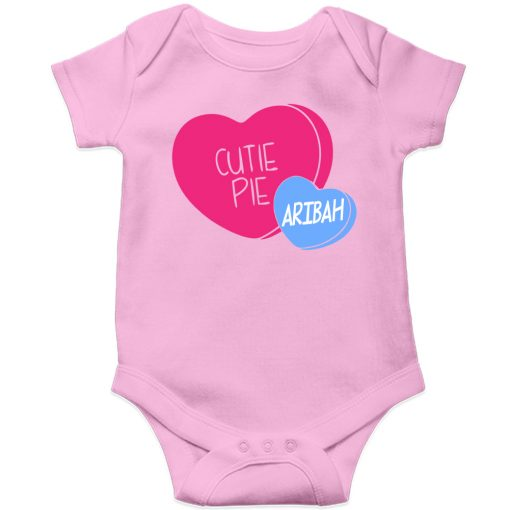 Cutie-Pie-Customized-Name-Baby-Romper-Pink