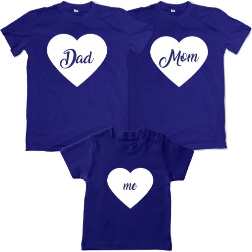 Dad-Mom-Me-Valentine-Family-Combo-T-Shirt-Blue