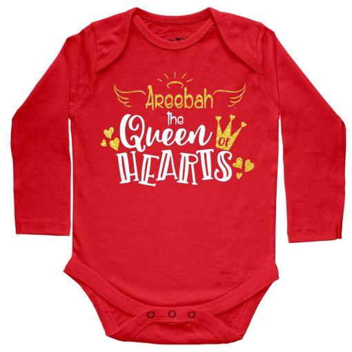 Queen-of-Hearts-Baby-Romper-Full-Sleeve-Red
