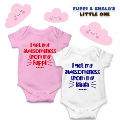 Awesomeness-Fuppi-Baby-Romper-Content