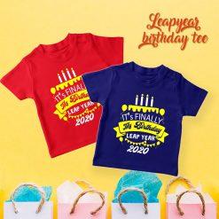 It's-Finally-My-Birthday-Leap-Year-Birthday-T-Shirt-Content