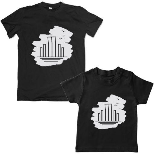 Omor-Ekushe-February-Family-Combo-T-Shirt-Black