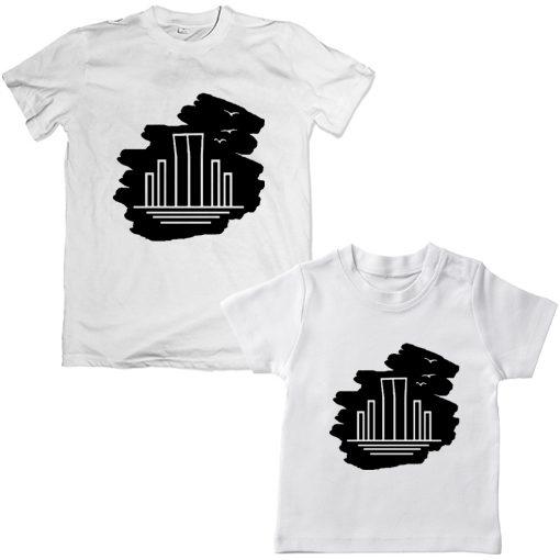 Omor-Ekushe-February-Family-Combo-T-Shirt-White