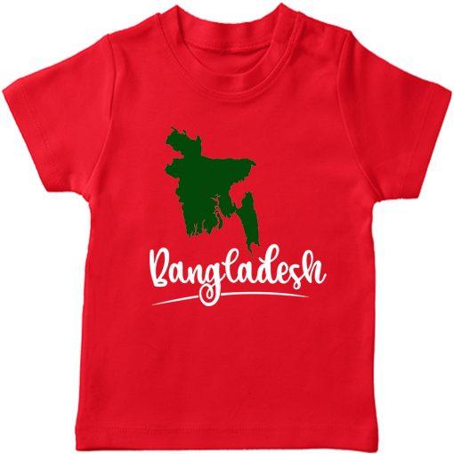 Bangladesh-Independence-Day-Tee-Red