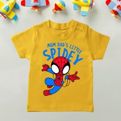 Daily-Wear-Kids-Tee-Daily-Wear-Kids-Tee-Spidey