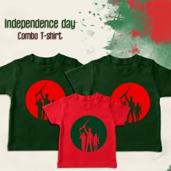 Independence-Day-Freedom-Family-Combo-Tees-Green-&-Red-Content
