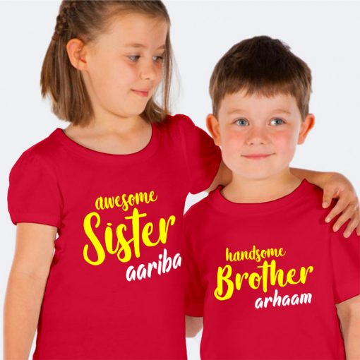 Awesome-&-Handsome-Brother-Sister-Siblings-Combo-T-Shirt-Content
