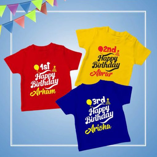 Birthday-Fabulous-T-Shirt-With-Customized-Name-Content