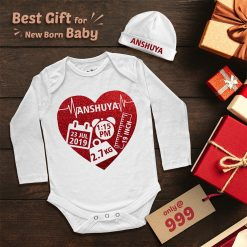 Heart-Shape-Birthfact-Full-Sleeve-Baby-Romper-Content