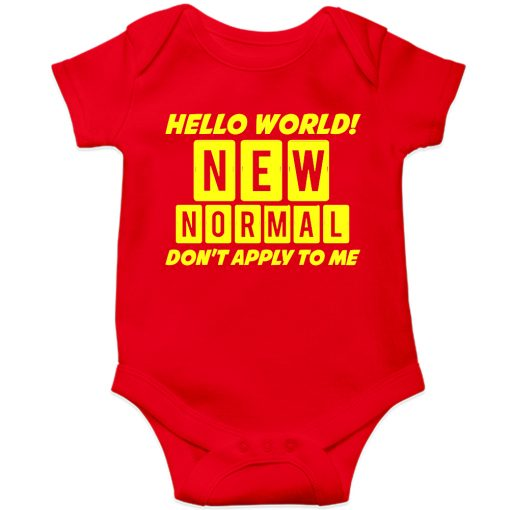 New-Born-Pandemic-Baby-Romper-Red