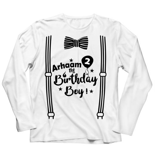Wonderful-Birthday-Full-Sleeve-T-Shirt-White