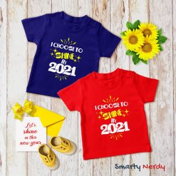 Amazing New Year Outfit For Kids T Shirt