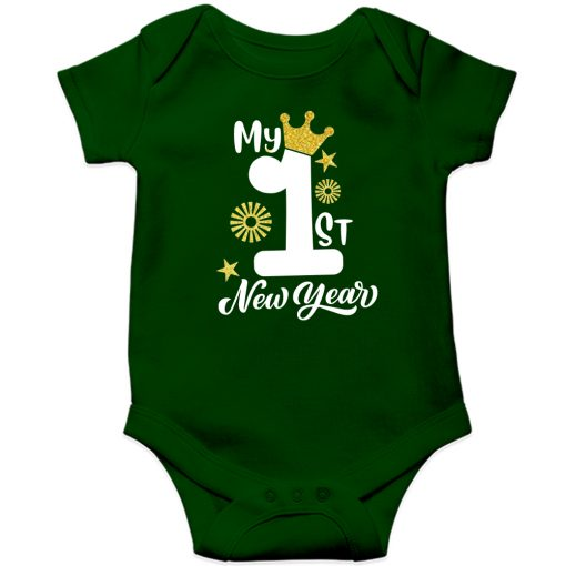 First-New-Year-Amazing-Baby-Outfit-Green