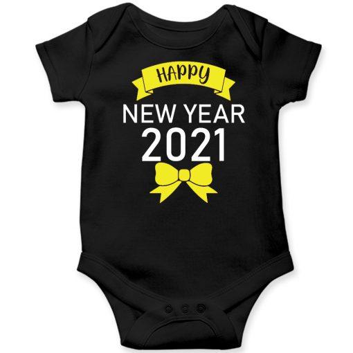 Happy-New-Year-Baby-Romper-Black