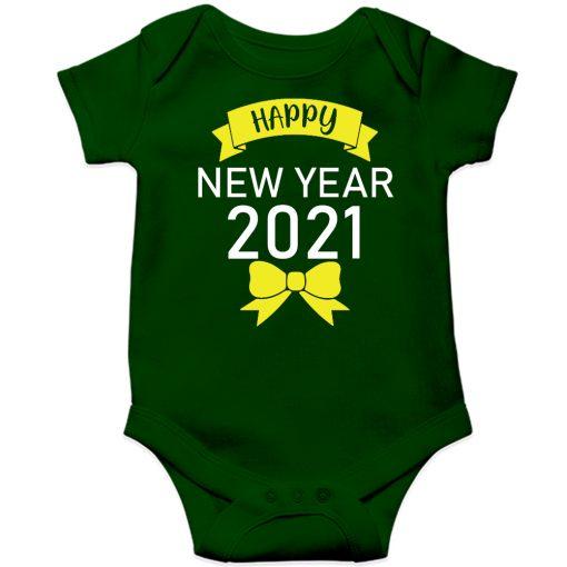 Happy-New-Year-Baby-Romper-Green