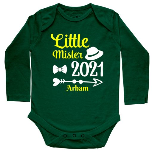 Little-Mister-Baby-Romper-Green-Full