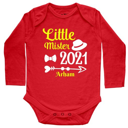 Little-Mister-Baby-Romper-Red-Full