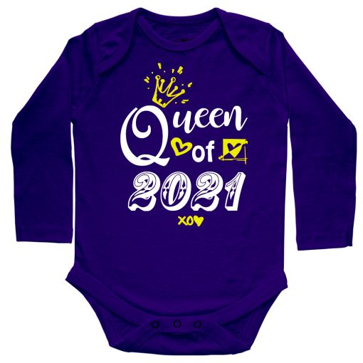 Queen-of-2021-T-Shirt-Blue