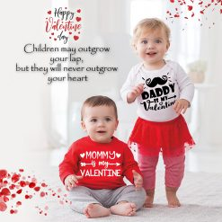 Daddy-&-Mommy-Kids-Favourite-Valentine-T-Shirt-Content